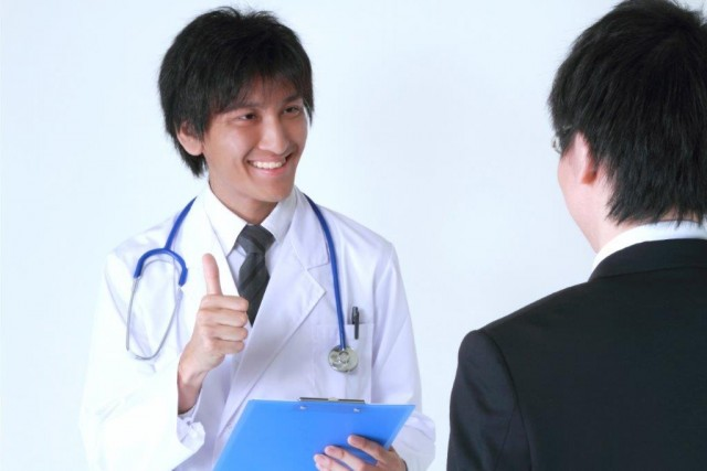 うつ病_医師と患者