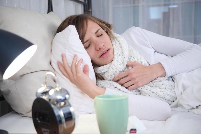 発熱と下痢