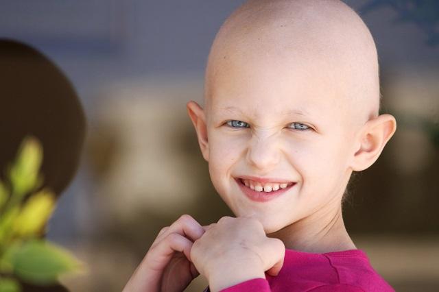 がん治療中の子供