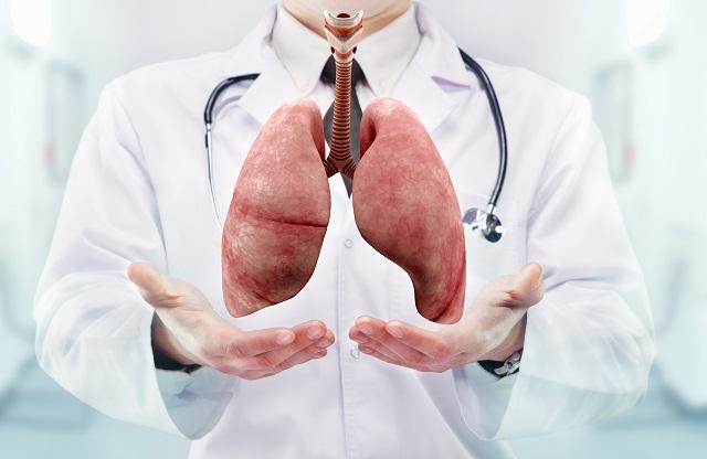 肺を浮かせるスーパードクター