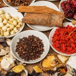 Chinese medicine with medicinal herbs