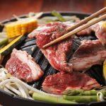 Japanese Style Mongolian Mutton Barbecue