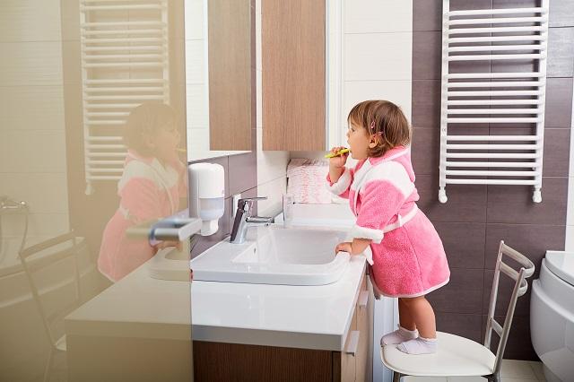 危ない歯磨きの好例